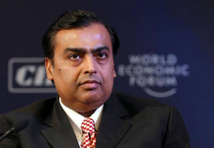 फिर से दुनिया के सबसे अमीर भारतीय बने मुकेश अंबानी