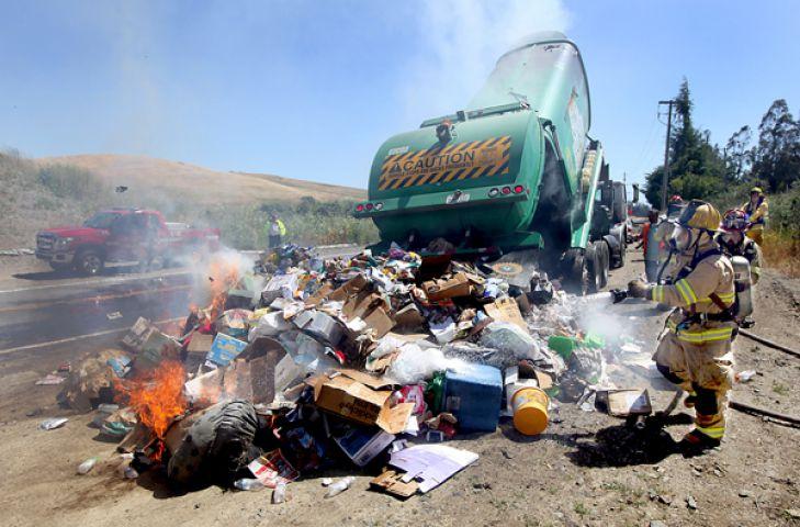 कचरा जलाने पर पड़ेगा 5 हजार का फटका