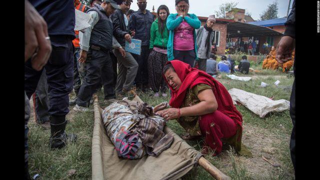 काॅलोनी से मिली करीब 250 लाशें, हर परिवार में मौत का मंजर