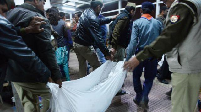 रेलवे फाटक के नजदीक मिले वकीलों के शव, क्षेत्र में फैला तनाव