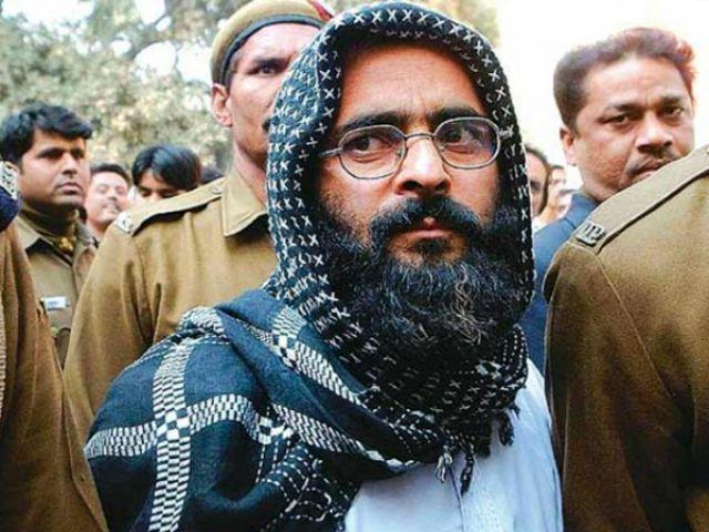 अफजल की सजा को नहीं कहा जा सकता न्यायिक हत्या : रेड्डी