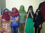 पति की गैर मौजूदगी मे चलाती थी सेक्स का कारोबार, 4 लड़कियो के साथ जौहरी-आरएएस गिरफ्तार