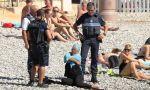 पुलिस ने किया मुस्लिम महिला को अपमानित