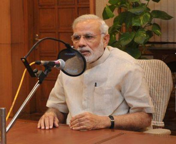 विकास ही है समस्याओं का समाधान - प्रधानमंत्री नरेंद्र मोदी