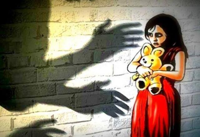 गाजि़याबाद में बच्ची से रेप, 60 साल का आरोपी धराया
