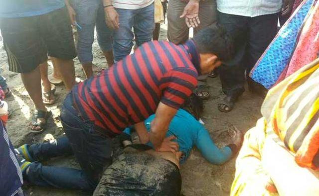 महाराष्ट्र में 14 छात्रों की समुद्र में डूबने से हुई मौत