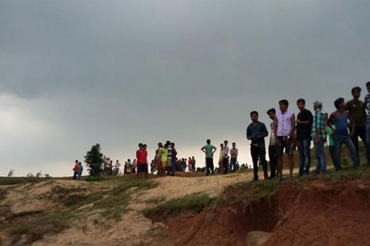 लापता बच्चों की लाश नदी किनारे से बरामद