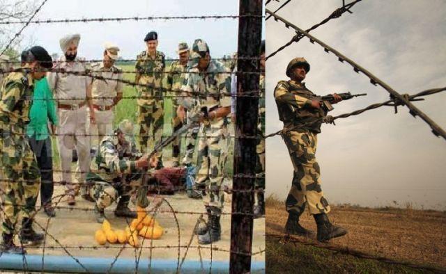 बॉर्डर पर BSF ने ढेर किए 4 अंतराष्ट्रीय तस्कर, दो पाकिस्तानी