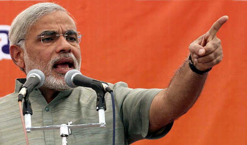 मानवता के दुश्मनो ने किया पठानकोट पर हमला : PM मोदी