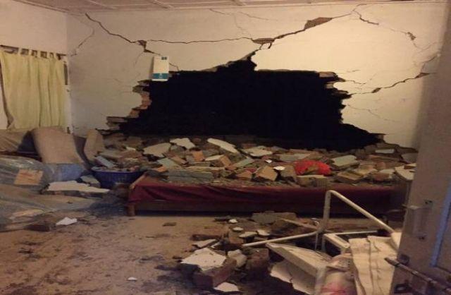 भूकंप से थर्राया उत्तर-पूर्व भारत, तीन की मौत, 35 घायल, मोदी ने लिया जायजा