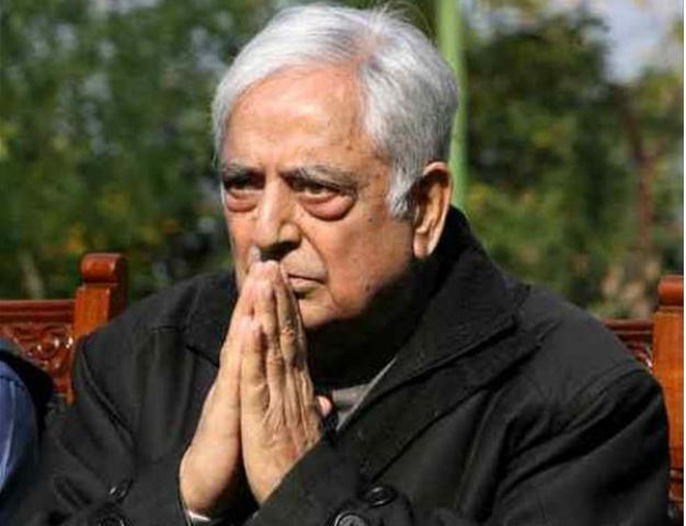 नहीं रहे जम्मू कश्मीर के मुख्यमंत्री मुफ़्ती मोहम्मद सईद