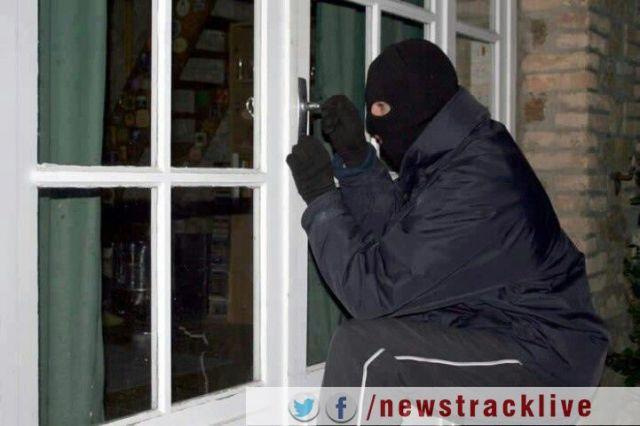 गृह मंत्री के विशेष कार्याधिकारी के घर हुई चोरी