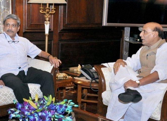 गणतंत्र दिवस समारोह को लेकर राजनाथ ने ली बैठक