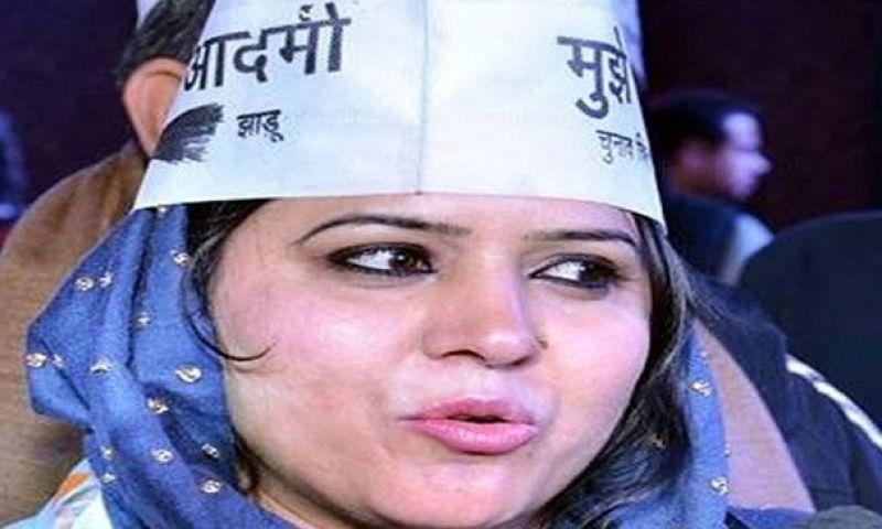 गिरफ्तार हुआ AAP विधायक का पति