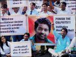 हैदराबाद यूनिवर्सिटी के VC के छुट्टी पर जाने के बाद और अधिक भड़क गए छात्र