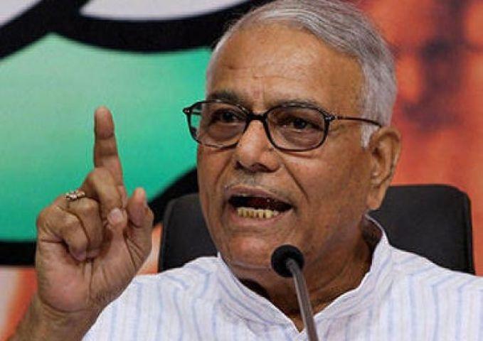 भाजपा नेता यशवंत सिन्हा ने की मोदी से बगावत, BJP के खिलाफ दिया ऐसा बयान