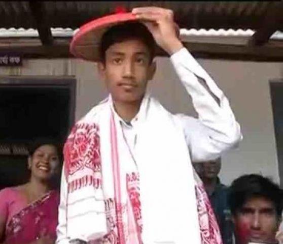 असम में संघ संचालित स्कूल में पढ़ने वाले सरफराज ने किया 10वीं में टॉप