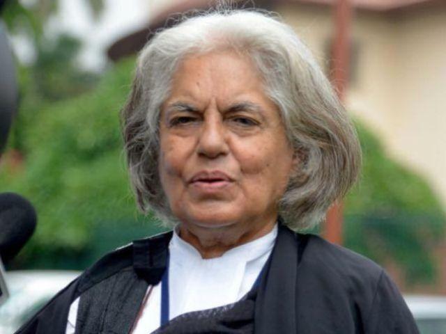 इंदिरा जयसिंह के NGO को विदेशों से चंदा लेने पर लगाई रोक