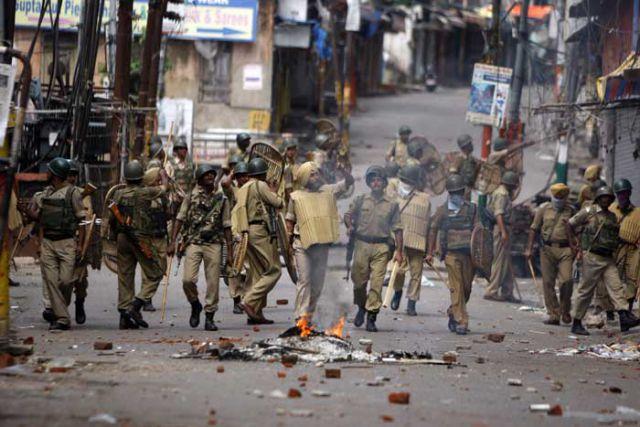 जम्मू में लगा कर्फ्यू, सिख-पुलिस भिड़ंत में एक की मौत