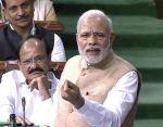 सदन में PM मोदी का राहुल पर वार- कुछ लोगों की उम्र बढ़ती है समझ नहीं