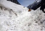 करगिल में भूकंप के बाद हुआ हिमस्खलन, सेना का जवान लापता