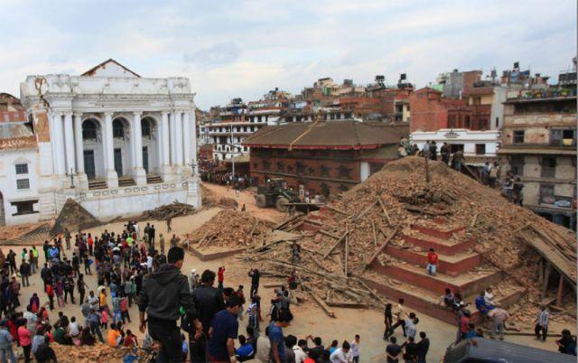 नेपाल भूकंप पीड़ितों के लिए मप्र सरकार ने बैंक खाता खोला