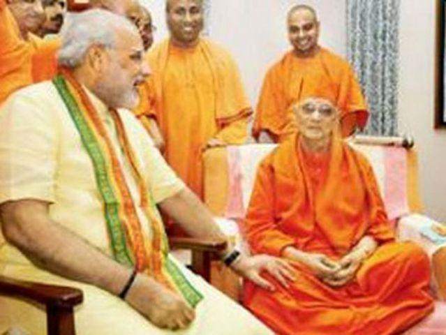 जल्द सामने आऐंगे प्रधानमंत्री नरेंद्र मोदी के गुरू