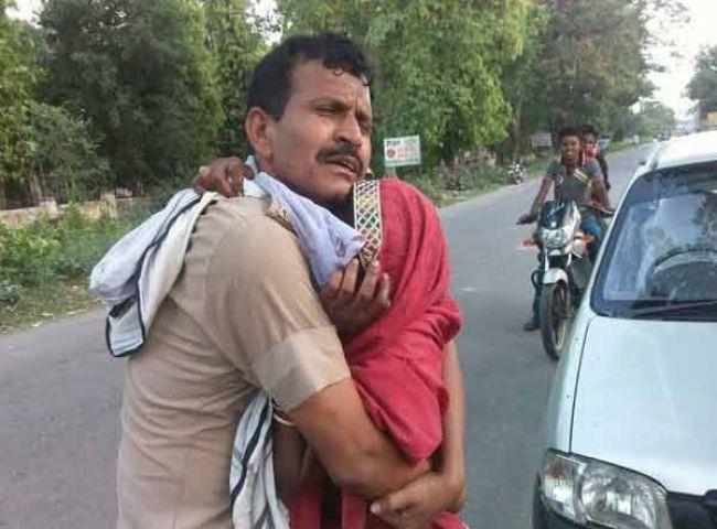शराबखोर फायरकर्मी ने की हरकत, अधिकारियों ने किया सस्पेंड