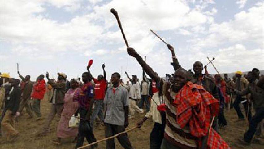 केन्या में पशु और चारागाहों को लेकर संघर्ष, 60 लोगों की मौत