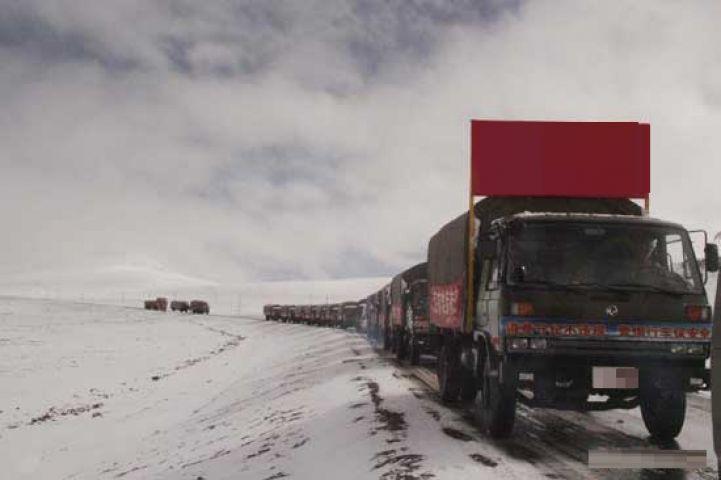 उत्तर प्रदेश से भारी मात्रा में राहत सामग्री नेपाल भेजी गई