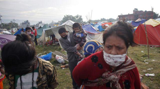 नेपाल में महामारी फैलने का खतरा