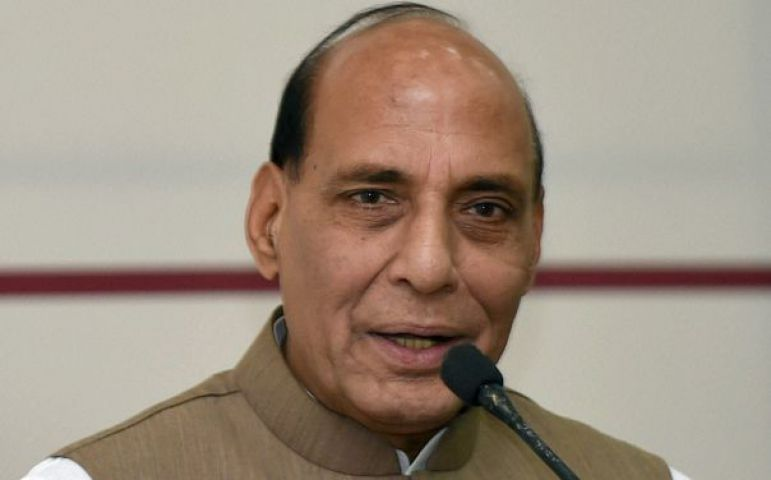 सरकार बदले की नहीं, बदलाव की राजनीति करेगी : राजनाथ