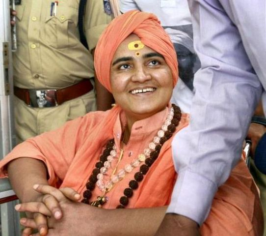 मालेगांव ब्लास्ट : साध्वी प्रज्ञा ने दायर की जमानत याचिका