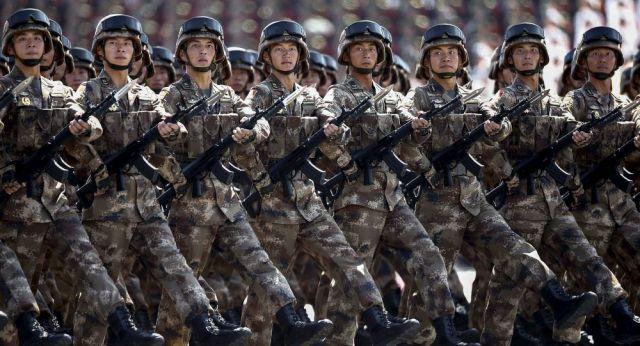 तिब्बत सैन्य कमान को पीपुल्स लिबरेशन आर्मी के तहत किया गया शामिल