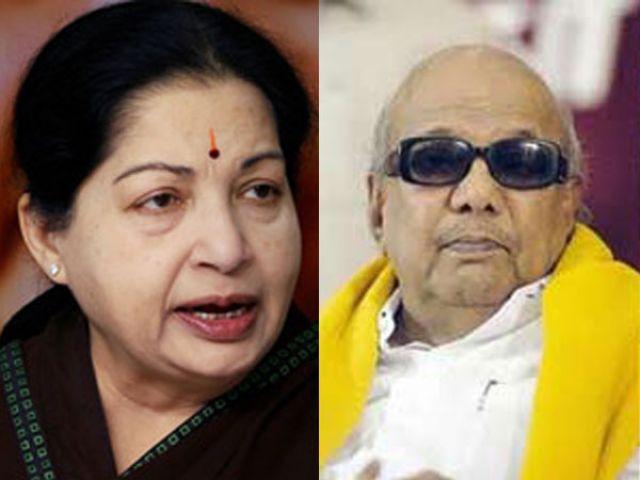 ईसी ने दिया तमिलनाडु के दो दिग्गजों को नोटिस