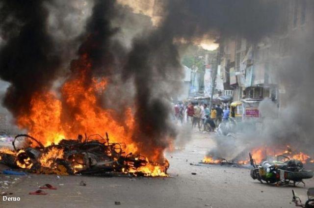 आजमगढ़ सांप्रदायिक हिंसा में अभी तक 7 अरेस्ट
