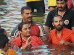 साध्वी प्रज्ञा सिंह पहुंची उज्जैन, तबियत खराब होने पर अस्पताल में भर्ती