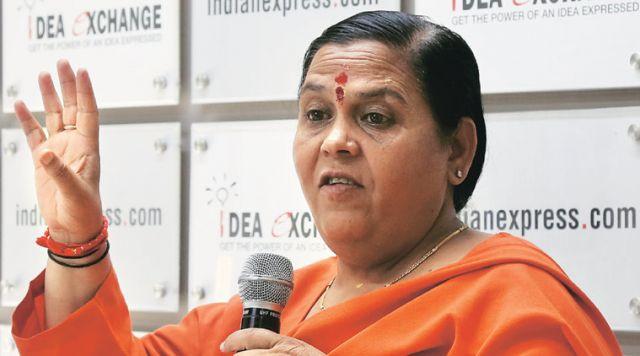 उमा भारती: गंगा 2018 तक दुनिया की 10 सबसे साफ़ नदियों में