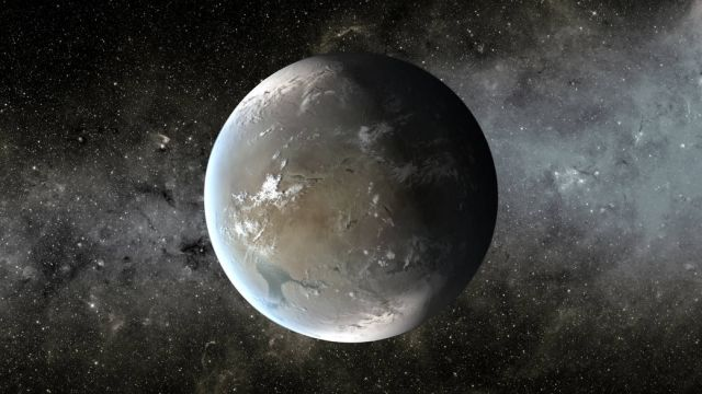 वैज्ञानिकों ने खोजा नए सौरमंडल का एक ग्रह
