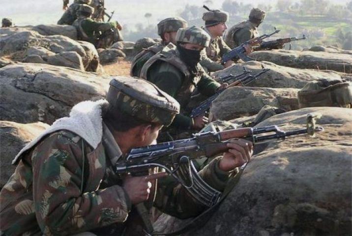 पाकिस्तान की गोलीबारी में दो जवान शहीद