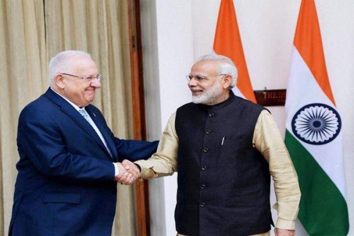 भारत-इजराइल के सम्बन्ध में दोनों देश है साझेदार
