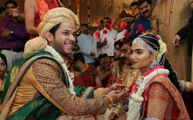 खनन कारोबारी की बेटी की भव्य शादी में शामिल हुए बीजेपी नेता