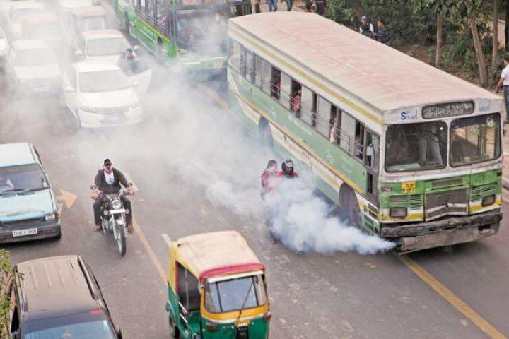 पुराने वाहनों पर राजे सरकार का ब्रेक