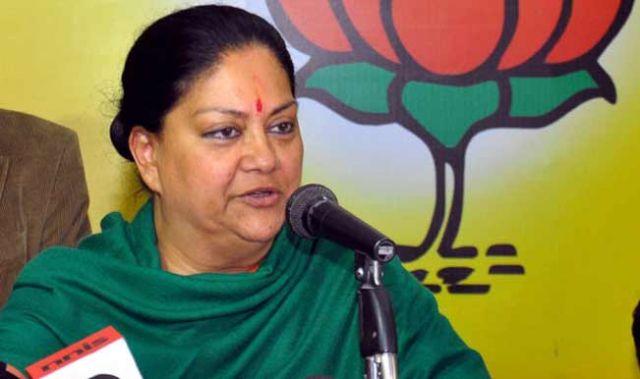 राजे सरकार के 3 वर्ष, जश्न में डुबेगा राजस्थान