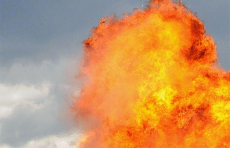 पेट्रोल से भरे ट्रक में हुआ विस्फोट, 43 मरे 110 घायल