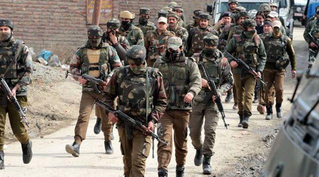 सुरक्षा बलों ने शुरू किया आतंकियों के खिलाफ सर्च आॅपरेशन, एक आतंकी ढेर