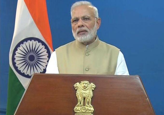 PM मोदी ने कहा कालेधन की सफाई में मिल रहा है जनता का समर्थन