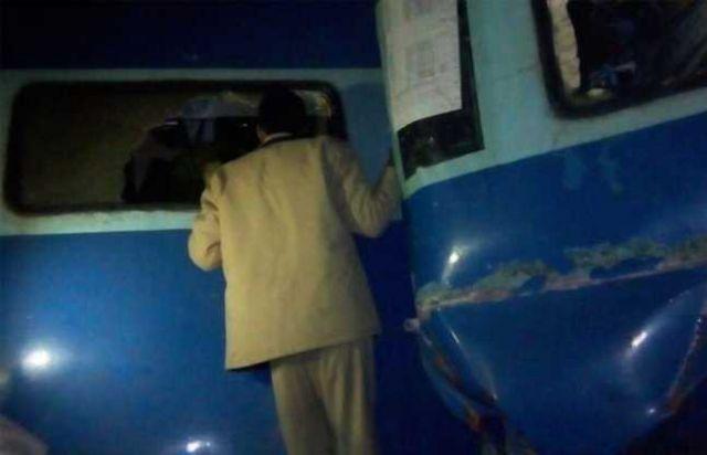 इंदौर-राजेन्द्र नगर एक्सप्रेस हादसे का शिकार, 14 डिब्बे बेपटरी, 30 से ज्यादा लोगों के मरने की आशंका