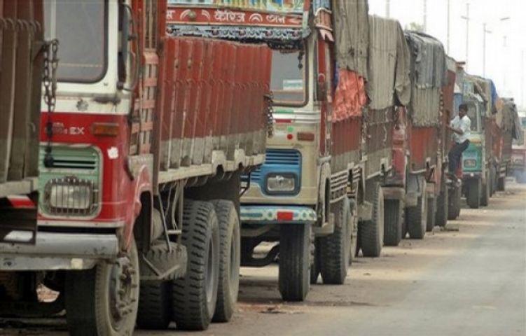 शुरू हुई ट्रकों की देशव्यापी हड़ताल