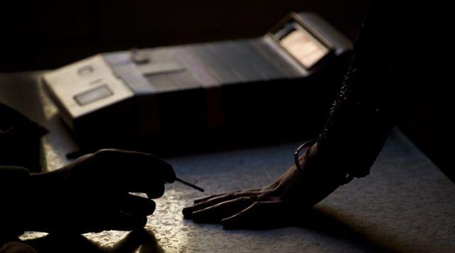 हिंसा की घटनाओ के बाद पश्चिम बंगाल निगम चुनावो में 40 प्रतिशत मतदान